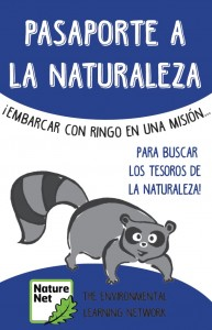 Nature Passport Cover-Spanish
